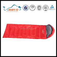 Light Portable Adult Rectangle Sleeping Bags for Cold Weather