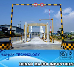 SCAN x-ray vehicle & cargo inspection system