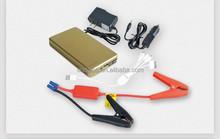 New design 8000mah portable car jump starter kits, emergency tool kits