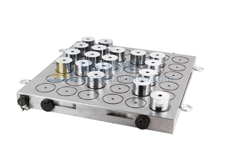 magnetic milling machine
