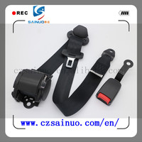 Hot selling 3 point auto friend car safety belt from china