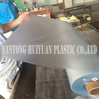 2015 Jiangsu Factory Supply Translucent Colorful PVC Plastic Film for making bags