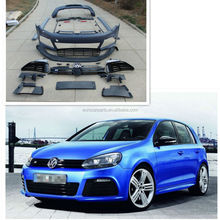 body kits fit for VW Golf 6GTI changing to R20 style 10~13