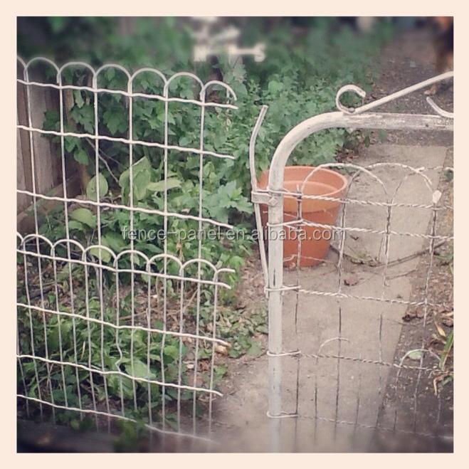 Steel Garden Mesh Yard Ornamental Wire Fence - Buy Yard Ornamental ...