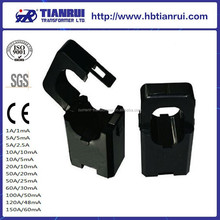 Used for measuring Output 5A&1A split core current transformer