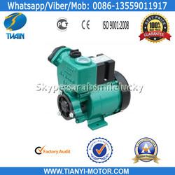 Alibaba China GP Pressure Water Pump Small Capacity