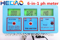 professional China cheapest price 6-in-1 PH meter