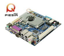 Highest cost effective motherboard onboard cpu 4 rj45 lan motherboard with d2550 processor