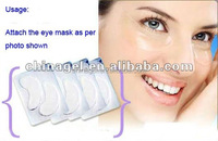 collagen crystal eye mask , skin care product make your eye more attractive