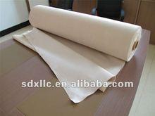 Tissé fiber de verre industrielle filtre à filtre de collecteur de poussière de tissu tissu