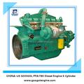 De CHINA 330kW 420KVA refrigerado por agua del motor Diesel 6 cilindro