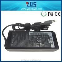 hot sale 20V 90W laptop adapter 7.9*5.4 dc plug ac dc adpter AC100v-240v notebook charger