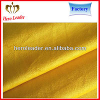 High density warp knitting alova suede fabric