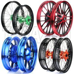 Aluminum alloy dirt mx bike 36 spokes,sport bike, scooter motorbike wheel rims
