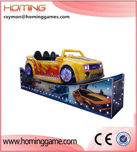 New flying car/Mini flying car amusement rides/Mini coin-operated amusement kiddie rides, the revolving flying car