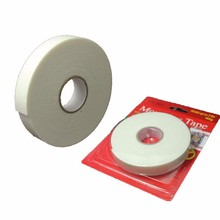 XH1805 Factory Directly Sale Price 18cm width 5yards length removable double sided foam tape