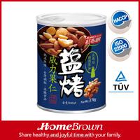 Roasted Amigo Nuts-Almond & Macadamia Nuts