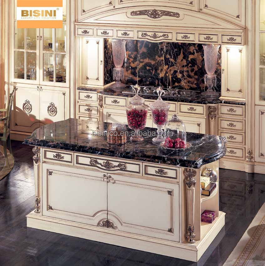Elegant L Shaped Solid Wood Kitchen Cabinets Latest: England Vitoria Style Wooden Kitchen Cabinet,Hand Carved