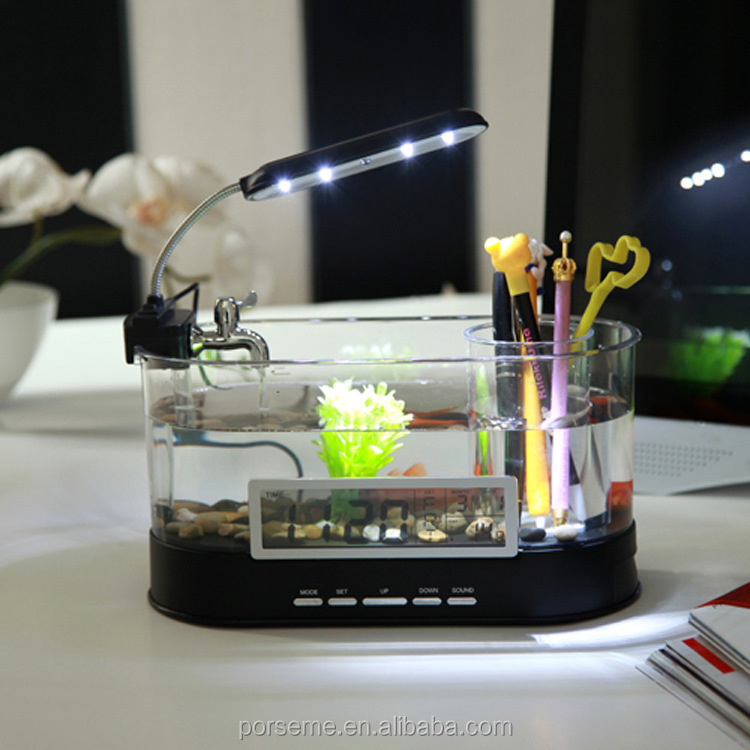 ... Mini Usb Fish Bowl,Mini Usb Fish Aquarium,Mini Desktop Fish Tank