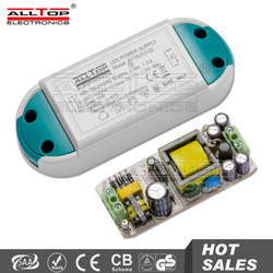High efficiency constant voltage 12w led power supply 12v 1a