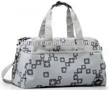 Hot-sale high quality foldable one day cute girls ladies luggage & travel cosmetic bags