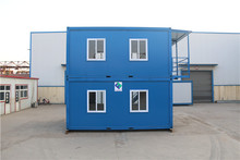 Recyclable steel damage 20ft containers for sale