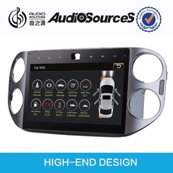 Audiosources: wince 6.0 sytstem car dvd player for skoda with Voice prompt +canbus+ 10.2INCH touch screen +FREE SYGIC MAP