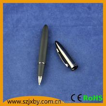 KKPEN Metal black matte barrel fashion business roller pen