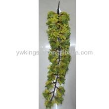 Artificial vine leaf
