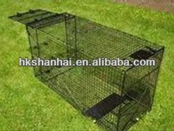Indoor or Outdoor dog cage with wheels