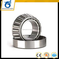 Bore Size 65mm Single Row taper roller bearings used for truck