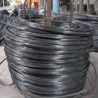 Q235 Black Steel Wire Hard Drawn Steel Wire For Wood Nail Brazil Market