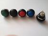CMP waterproof Multi-colour 12mm plastic push button switch