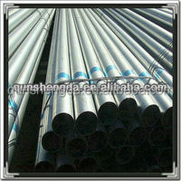 HDG welded Steel tube&Pipe for delivery net