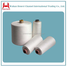 30/2 30/3 TFO 100% Polyester spun yarn for garments 1.667kg paper cone