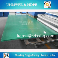 high impact resistent and low friction uhmwpe truck bed liner