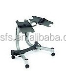 weight lifting dumbbell stander , 552 and 1090 rack , dummbell station