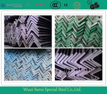 customized specifications 430 stainless steel angle bar