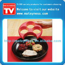 Meal Measure Control Plate Tool Manage your weight by portions