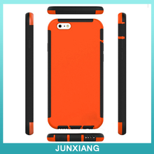 alibaba china full cover PC TPU case wih screen guard for iphone 6s