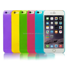 bulk transparent tpu cell phone case for iphone 6, case for cell phone cover