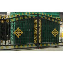 wrought Iron Fence iso 9001& SGS certification