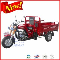 China KAVAKI motor 150cc three wheel motorcycle