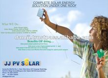Concentrated solar power: renewable energies solutions - J.J. PV SOLAR