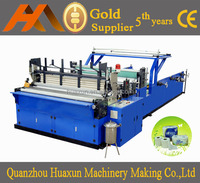 HX-1575B Small Type Toilet Paper Making Machine(high speed)