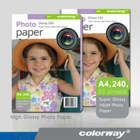 A3 230g Inkjet Glossy Photo Paper, Suitable for All Inkjet Printers, Gloss Printing Paper