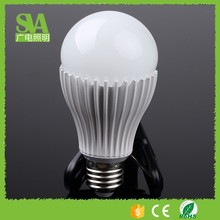 christmas price milk white e27 3w led lighting bulb manufacturing plant