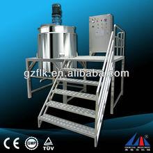 FLK High Quality due whitening cream making machine, blender for hand and foot whitening cream, skin whitening night cream mixer