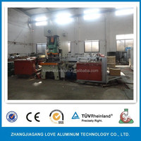 High Speed High Rigidity Less Deformation Aluminum Foil Cup Making Machine