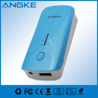 Efficient move 5200mah mobile charger with FCC certification